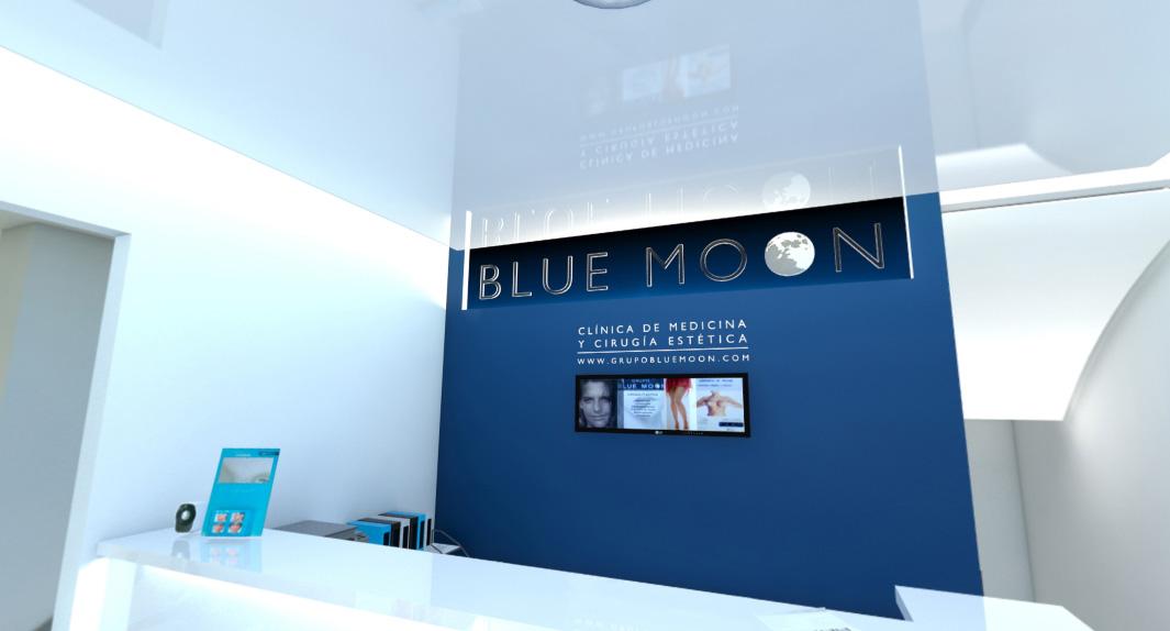 360º híbrido de la Clínica Blue Moon