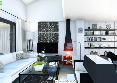 Boadilla, Recorrido virtual Interiores