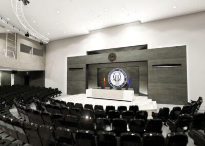 Aula Magna Universidad Carlos III Madrid