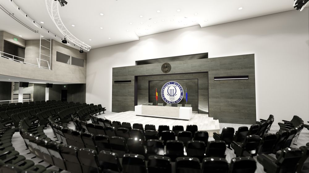 Aula Magna Universidad Carlos III Madrid