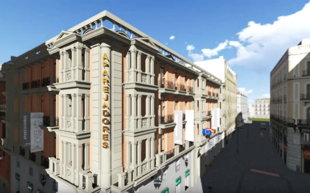 Colegio de Aparejadores y Arquitectos Técnicos de Madrid