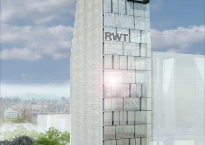 Concurso edificio de oficinas