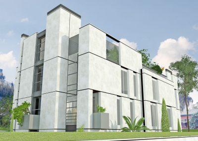 Anteproyecto 3 viviendas