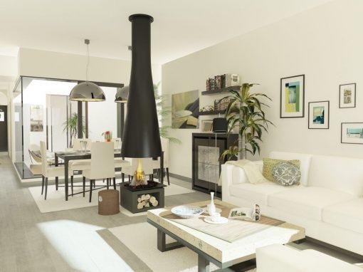 Conjunto residencial – Valdemoro