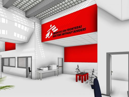 Oficinas Médicos Sin Fronteras